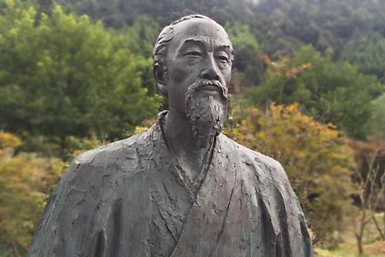郦道元古代中国写实铸铜万博体育彩票官网app局部特写