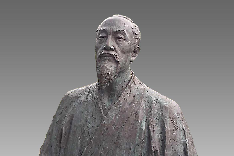 郦道元古代中国写实铸铜万博体育彩票官网app