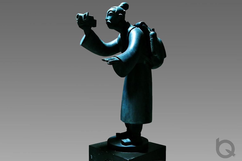 锻铜雕塑公司锻造的架上雕塑