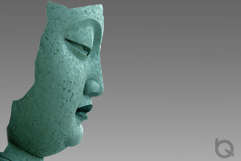 博仟北京雕塑公司最新大慈大悲观音雕塑高清图
