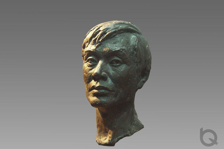 博仟男性定制人物雕塑欣赏