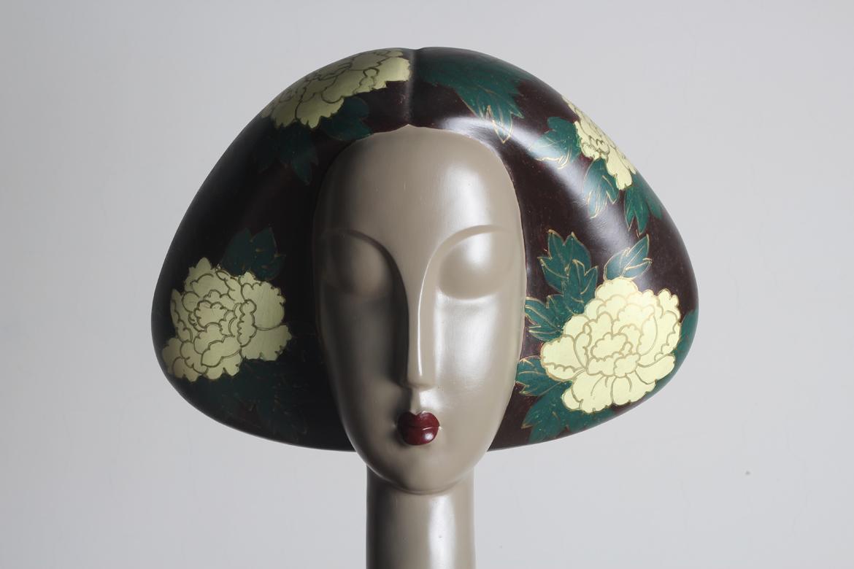博仟雕塑公司为客户玻璃钢人物雕塑定制的玻璃钢雕塑工艺品