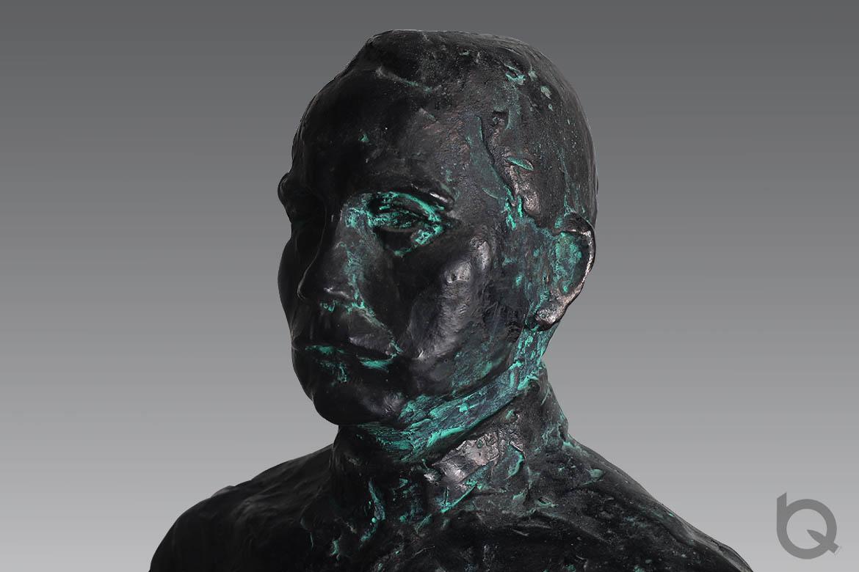 孙中山伟人雕塑青铜像