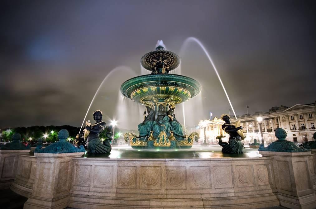 欧式景观喷泉雕塑图片图片