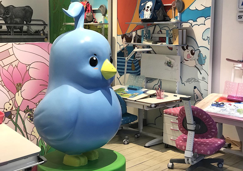 麻雀玻璃钢卡通小鸟万博体育彩票官网app图片