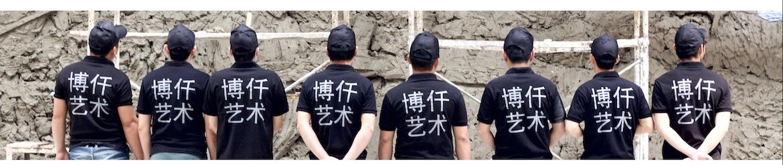 博仟万博体育彩票官网app塑像公司规模介绍